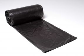שקית אשפה לפח גדול 75/90 LD שחור עבות במיוחד